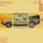 80's Babies Vol. 1 - Cover Art